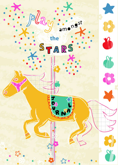 design-illustration-tina-devins-stationery-Dreaming-on-a-star-floral-irish-pretty-stars