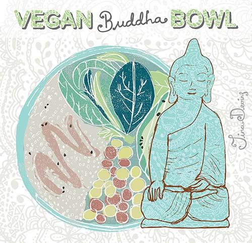 Vegan Buddha Bowl Recipe by Tina Devins